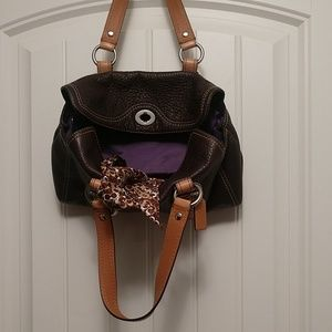 Coach Chelsea Purse - leather